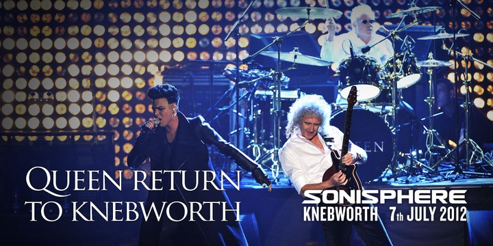 Queen Return To Knebworth