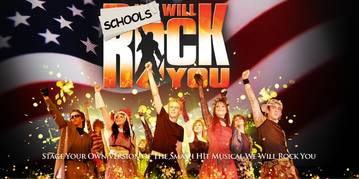 Schools Will Rock You
