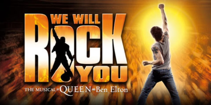 We Will Rock You Denmark