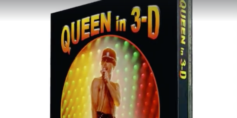 Queen in 3-D by Brian May (Trailer) 20170118123657