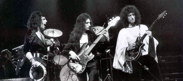 Queen - Live 1974