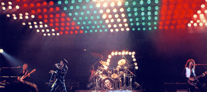 Queen  - Live 1979