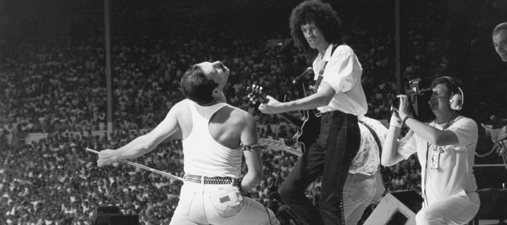 Queen - Live 1985