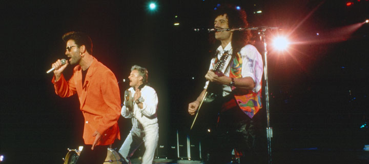 Queen - Live 1992-present