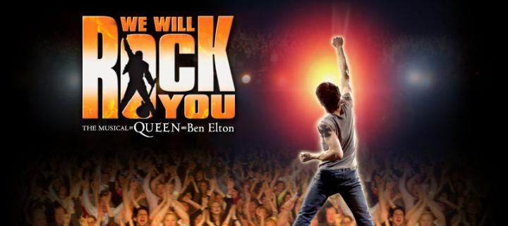 We WIll Rock You - Manchester Palace Review