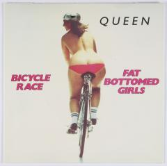 Fat Bottomed Girls/ Bicycle Race